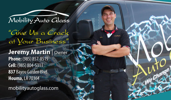 Jeremy Martin | Owner | Phone: 985-804-8519